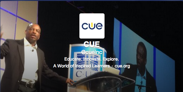 CUE 2014