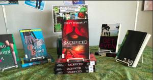 YA Author Panel books