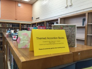 Themed Accordion Books